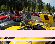 Uptown Gig Harbor Car Show