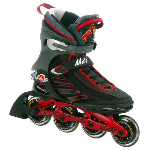 Roller skate blade